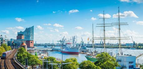 Hamburg erkunden