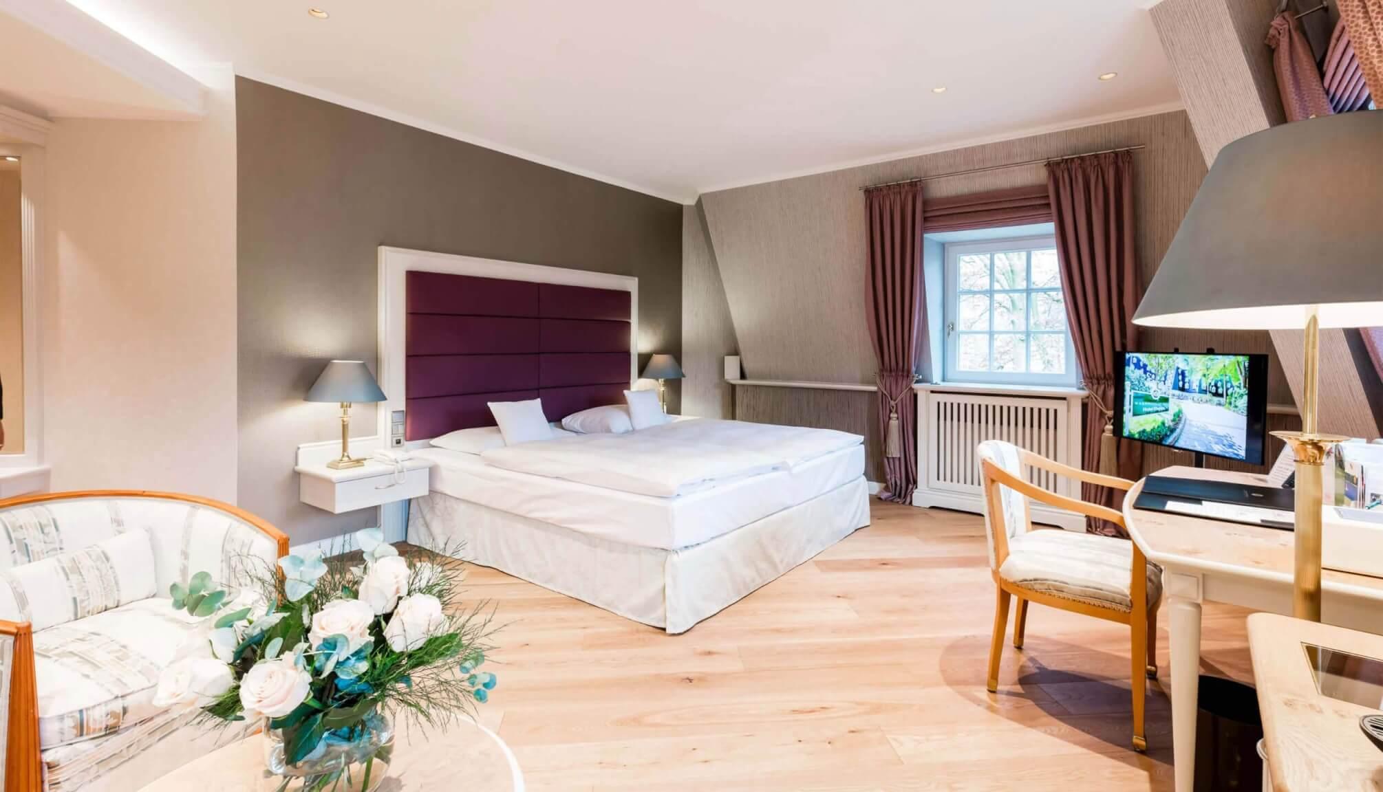 Hotel bei Hamburg